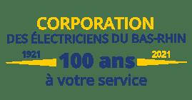 La corporation des Électriciens du Bas-Rhin fêtent leur 100 ans