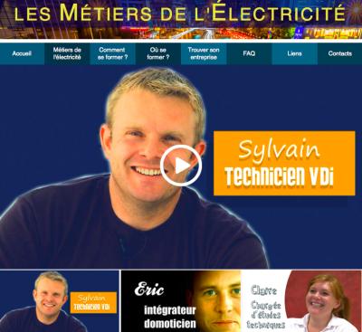 témoignages électriciens FAIE
