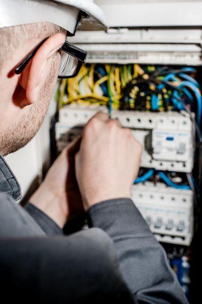 électricien métier