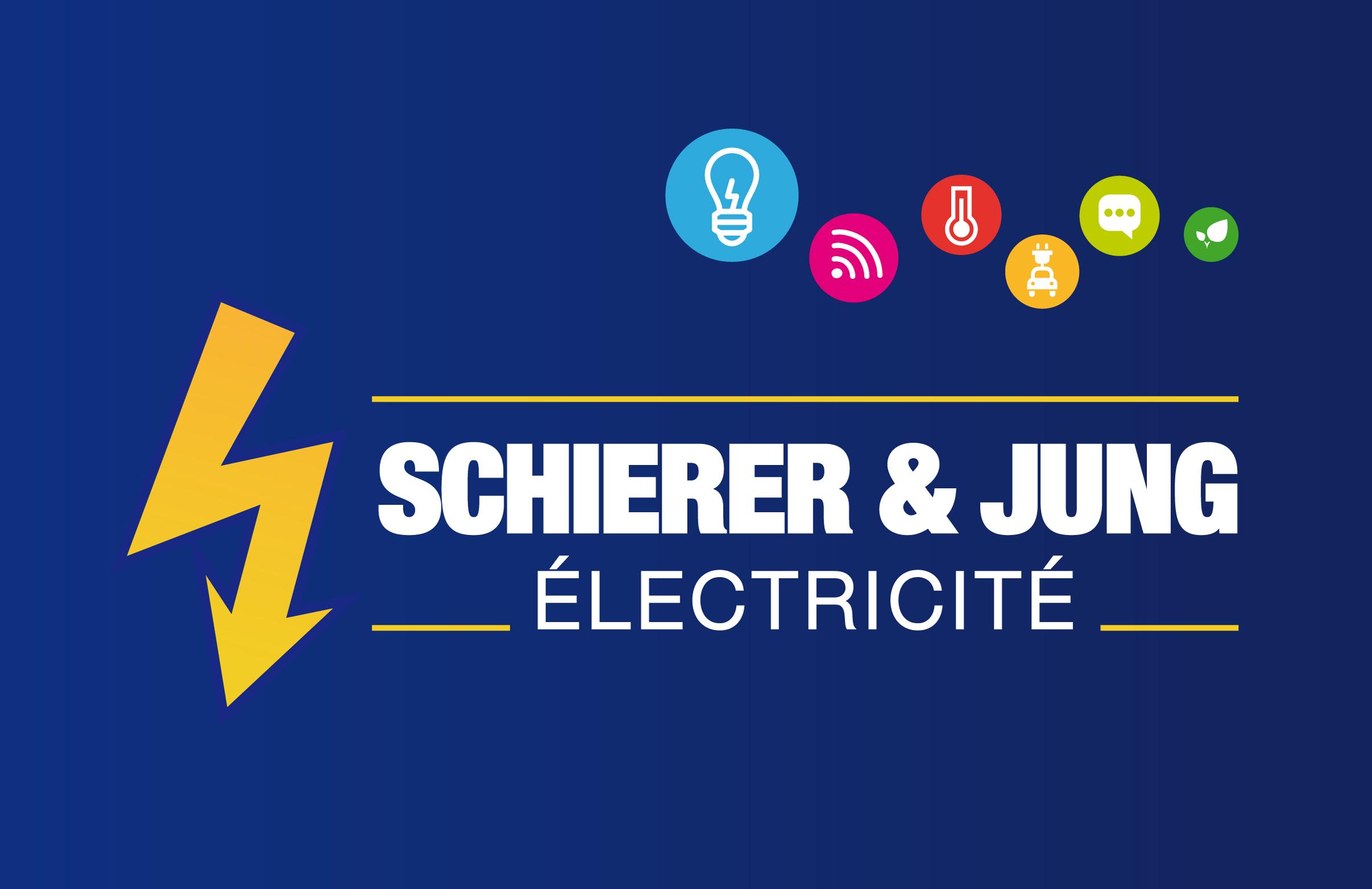 SCHIERER & JUNG Électricien