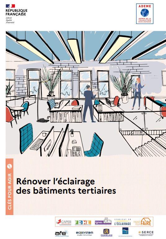NOUVEAU Guide Eclairage bâtiments tertiaires