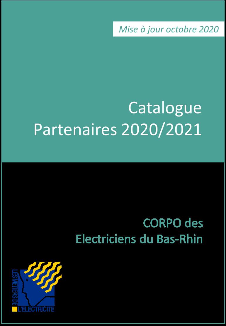 Partenaires électriciens CORPO